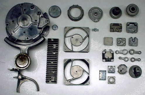ダイキャスト鋳造品