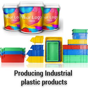 産業用プラスチック製品の生産