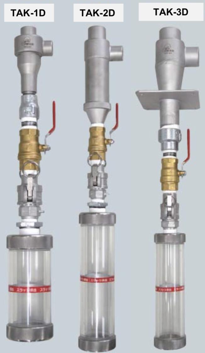 サイクロン濾過装置