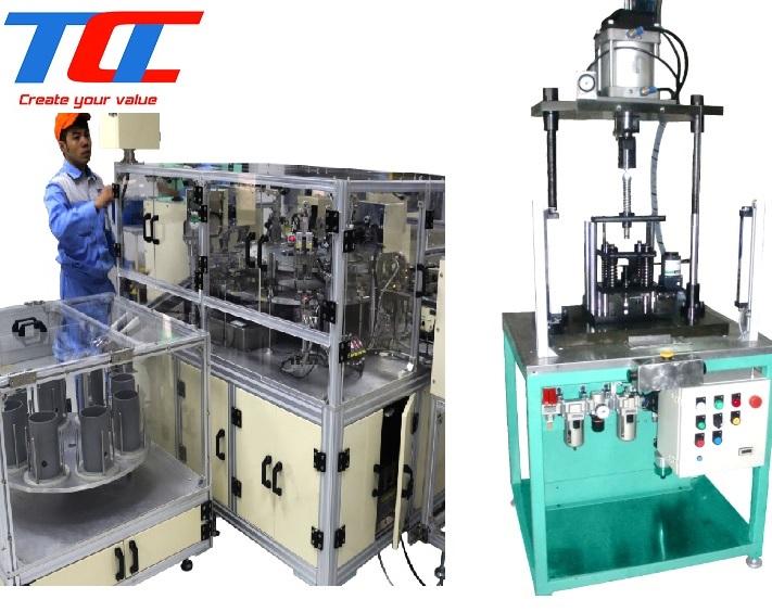 機械&自動化システム