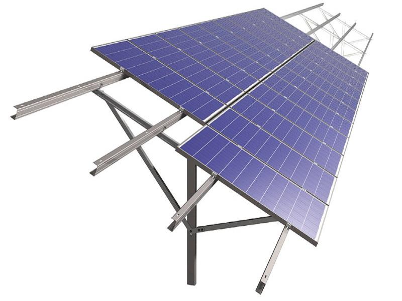 ソーラーマウントシステム
