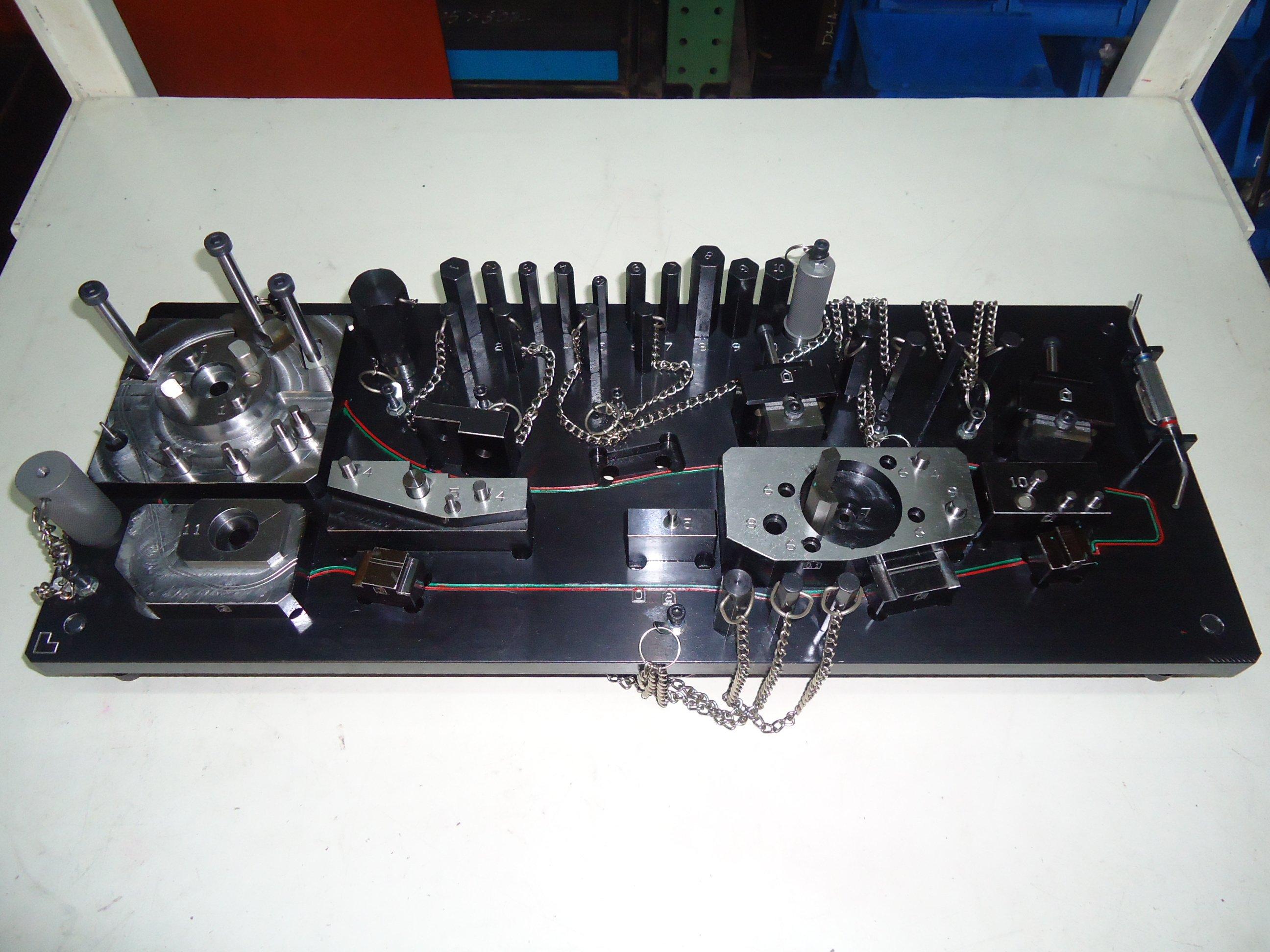 溶接治具・加工治具・検査治具の設計・製造