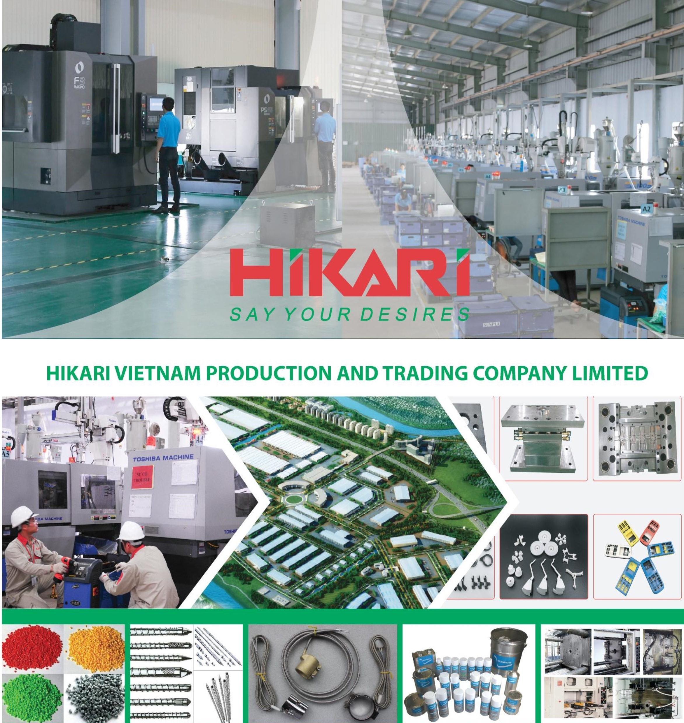 Hikari Vietnam Production & Trading Company Limited - FBCHanoi2018